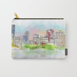 Pittsburgh Downtown Carry-All Pouch