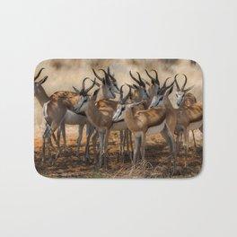 Springbok Herd Bath Mat