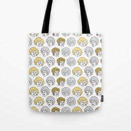 Thank You for Being a Friend (Golden Girls) Tote Bag