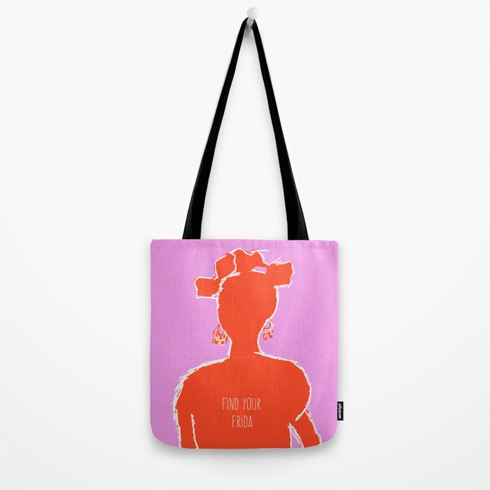 FIND YOUR FRIDA Tote Bag