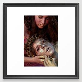 The Midas Touch  Framed Art Print