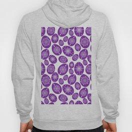 Ultra violet eggs Hoody