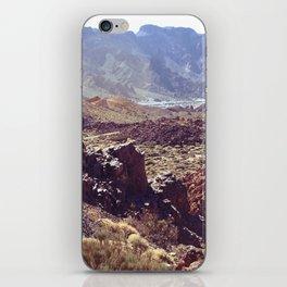 Mount Teide iPhone Skin