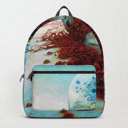 Untitled (Decomposition) by Zdzisław Beksiński Backpack