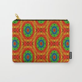Fiery Gardens..... Carry-All Pouch