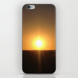 Sunset Seclusion iPhone Skin