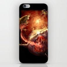 Tiger Sharks iPhone & iPod Skin