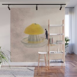 The seed gatherer Wall Mural