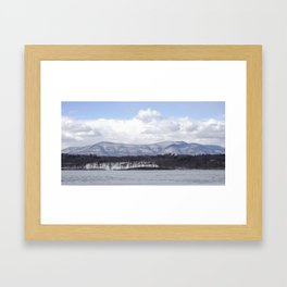 Upstate New York Framed Art Print