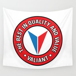 Valiant - Quality and Value Wall Tapestry