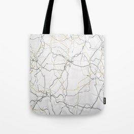 Light Lace Tote Bag