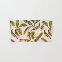 Banana leaf party Hand & Bath Towel