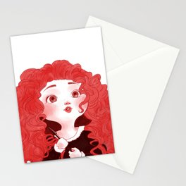 Little Merida Stationery Cards