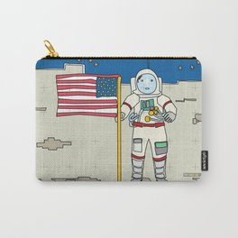 Moon Astronaut 1969 Carry-All Pouch