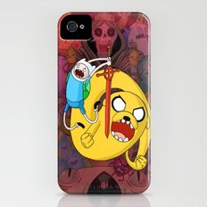 What Time Is It?! Slim Case iPhone (4, 4s)