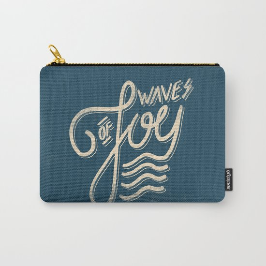 Waves of Joy Carry-All Pouch