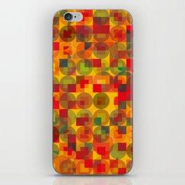 Appley Panoply iPhone Skin