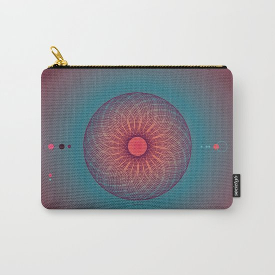 mystical circle 1 Carry-All Pouch