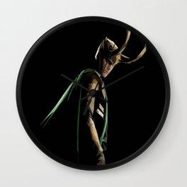 Loki   King Of Asgard   Marvel Wall Clock
