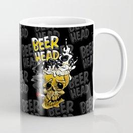 beer head Coffee Mug