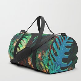 Colorful Tropical Duffle Bag