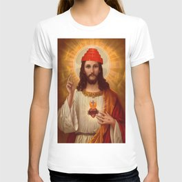 Jesus is Through Being Cool T-shirt