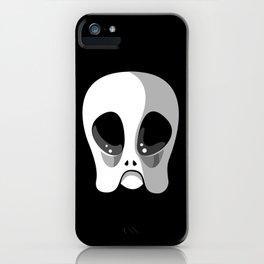 grey gramps iPhone Case