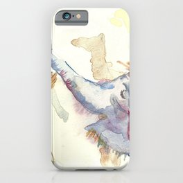 Don´t Leave Me iPhone Case