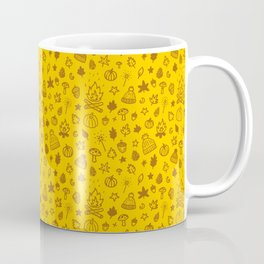 Autumn Doodles Coffee Mug