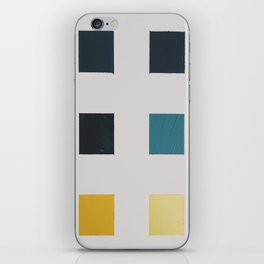 Colour Chart iPhone Skin