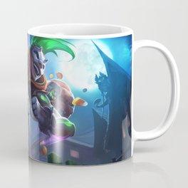 Trick Or Treat Ekko League Of Legends Coffee Mug