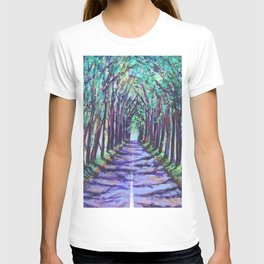 Kauai Tree Tunnel T-shirt