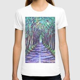 Kauai Tree Tunnel T-shirt
