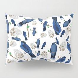 Eastern Kingbird Pillow Sham