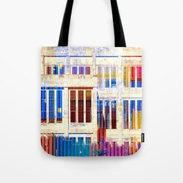 The Old Power Station Tote Bag