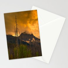Kootenay Wildfires Stationery Cards
