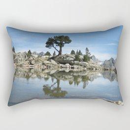 Aigüestortes Rectangular Pillow