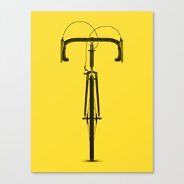 La Bicyclette Canvas Print