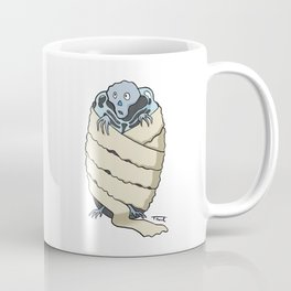 Cute skeleton mummy Coffee Mug