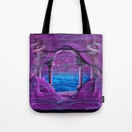 Atlantis Tote Bag