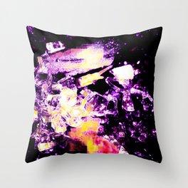 GeoAlgorithm Throw Pillow