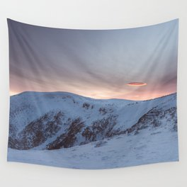 The truth is out there - Landscape and Nature Photography Wall Tapestry