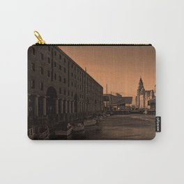 Albert Dock And the Pier Head Carry-All Pouch