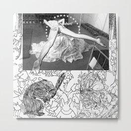 The constellation erotique 3110 Metal Print