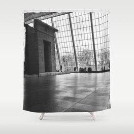 Temple of Dendur Shower Curtain