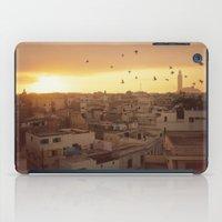 casablanca iPad Cases featuring Casablanca by GF Fine Art Photography