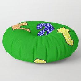 Eat– my 3 best Skills Floor Pillow