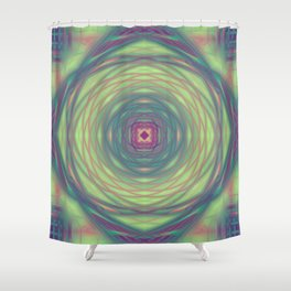 """Venus"" - (Original Digital Artwork by Vincent Ferraro) Shower Curtain"