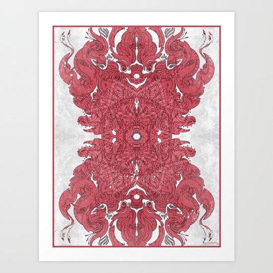 Dharma by Design Art Print