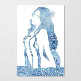 Nereid XLVIII Canvas Print